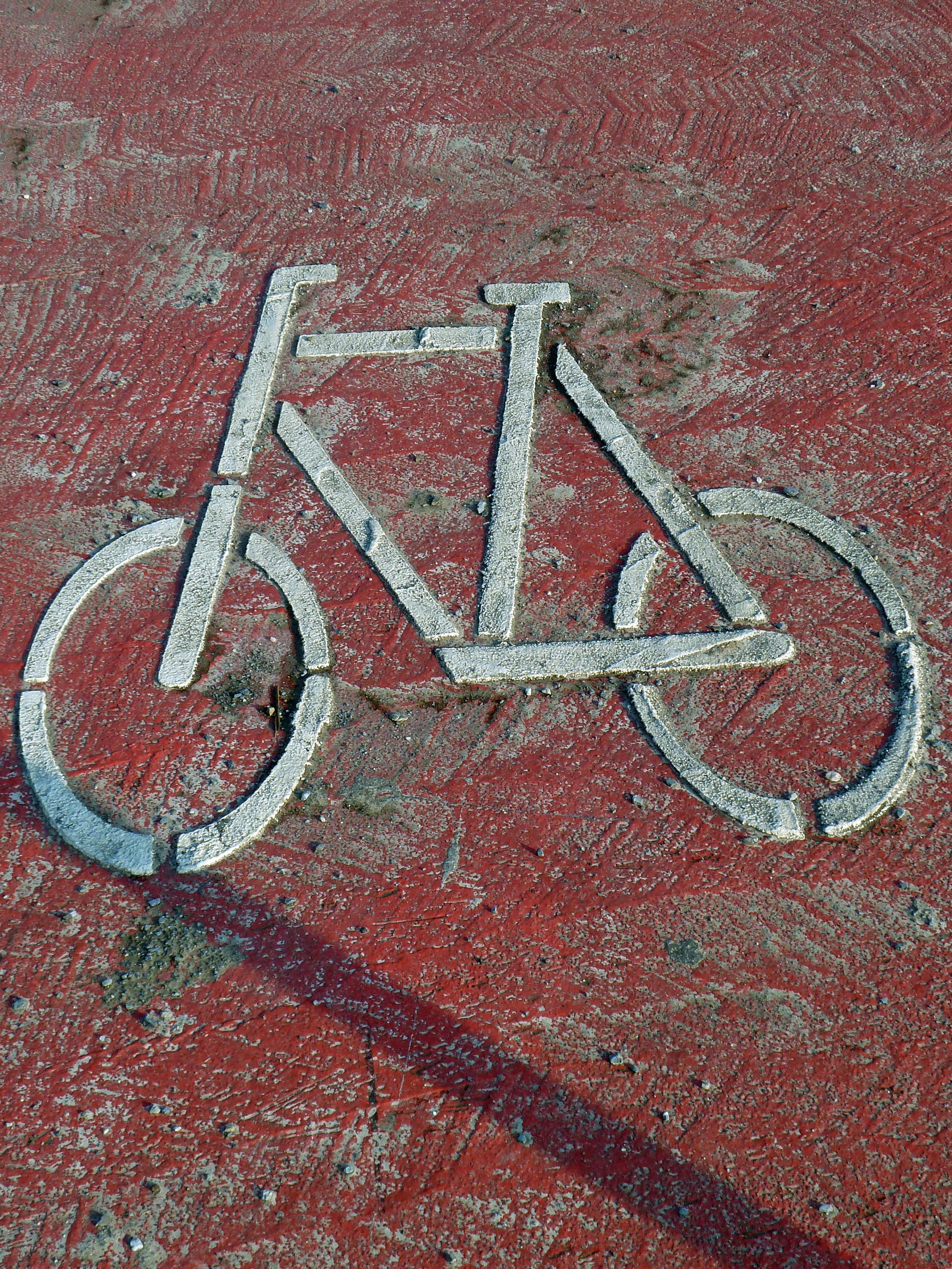 Wer den Radweg verlässt, muss bei einem Unfall mithaften. Foto: © Gabi Schoenemann/pixelio.de