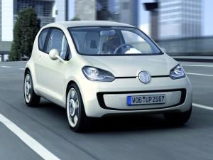 Der VW Up könnte auch als Allrad-Geländewagen in Planung sein. / Foto: © Volkswagen