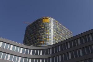 Das ADAC-Gebäude. Foto: ADAC
