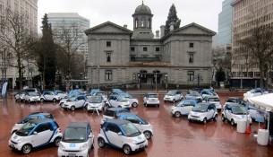 Carsharing auf dem Vormarsch. Foto: Portland Afoot | flickr | Lizenz: CC BY-SA 2.0
