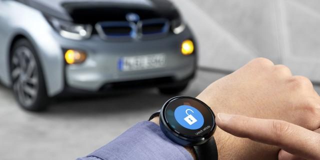 Technologien wie ConnectedDrive sind praktisch, können aber ausgenutzt werden. Foto: | Foto: BMW |