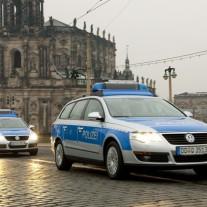 Die Polizei könnte in Zukunft Autos mit Elektromagnetischen Strahlen beschießen, um sie zum Anhalten zu zwingen. | Foto: Zieshan | CC BY-SA 3.0 DE