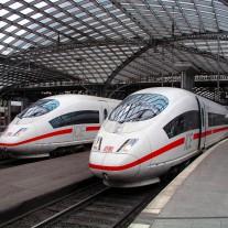 Kurz vor dem langen Pfingst-Wochenende konnte der Bahn-Streik doch noch abgewendet werden. | Foto: Heinz Albers | wikipedia.org | CC BY-SA 3.0