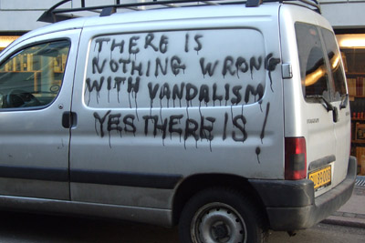 Greift Die Kfz Versicherung Bei Vandalismus Atudo