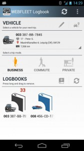 neue fahrtenbuch app atudo. Black Bedroom Furniture Sets. Home Design Ideas