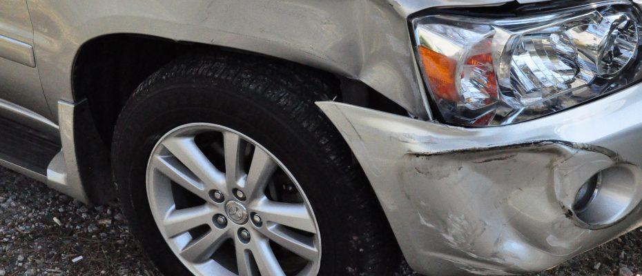 Provozierte Unfälle
