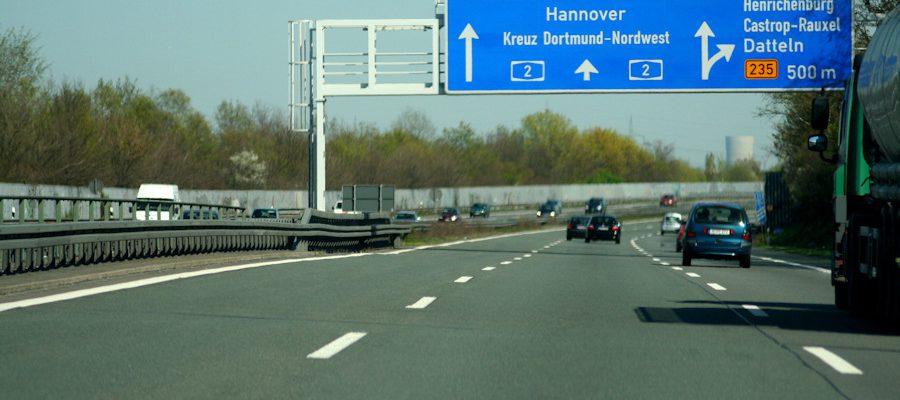 Autobahnplanung