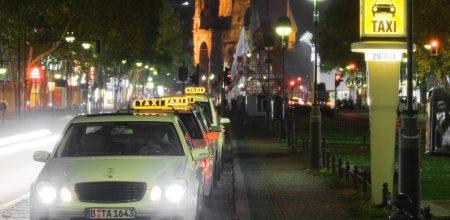 Elektro-Taxis