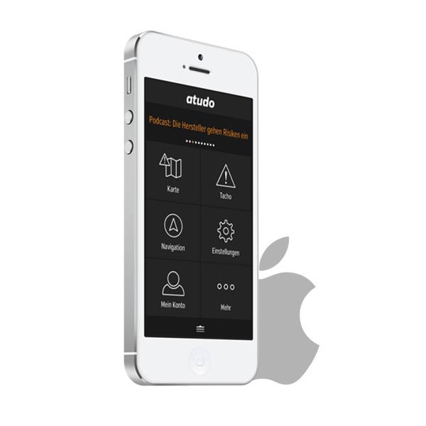atudo für iOS verfügbar