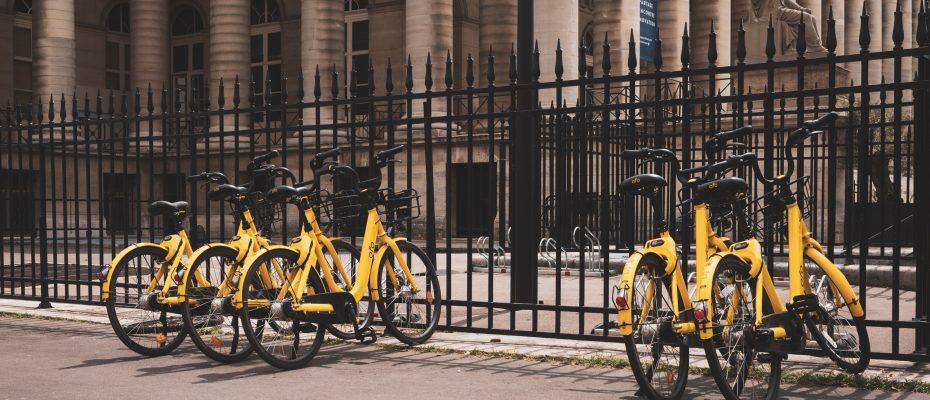 Leihräder