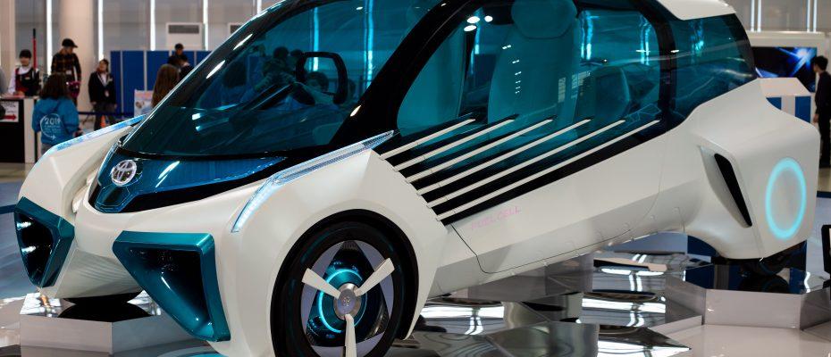 Brennstoffauto